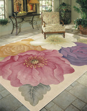 Load image into Gallery viewer, Nourison Tropics Multicolor Area Rug TS10 MTC