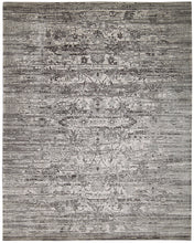 Load image into Gallery viewer, Nourison Twilight Silver Area Rug TWI01 SIL
