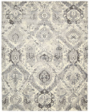Load image into Gallery viewer, Nourison Twilight Ivory Grey Area Rug TWI03 IVGRY