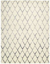 Load image into Gallery viewer, Nourison Twilight Ivory Grey Area Rug TWI15 IVGRY