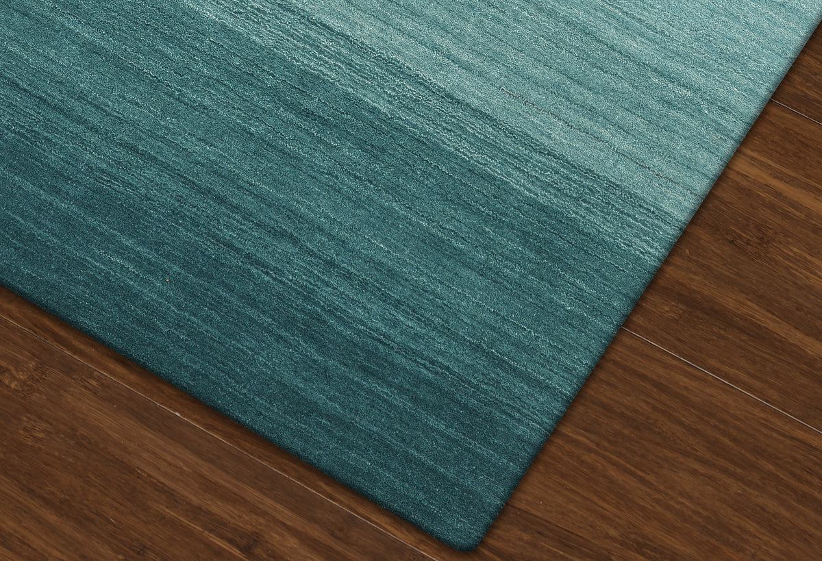Dalyn Torino Teal Ti100 Area Rug Rugmethod
