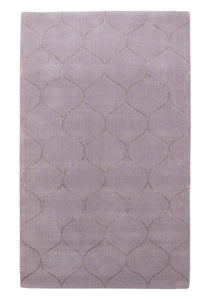Kas Rugs Transitions 3330 Lavender Harmony Area Rug