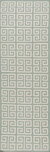 Load image into Gallery viewer, Jaipur Rugs Flat-Weave Geometric Pattern Ivory/Blue Wool Area Rug