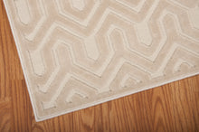 Load image into Gallery viewer, Nourison Ultima Ivory Sand Area Rug UL316 IVSND (Runner)