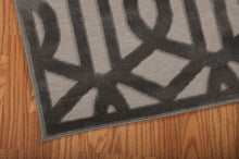 Load image into Gallery viewer, Nourison Ultima Silver Grey Area Rug UL630 SILGY (Runner)