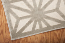 Load image into Gallery viewer, Nourison Ultima Ivory Silver Area Rug UL631 IVSIL