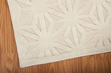 Load image into Gallery viewer, Nourison Ultima Silver Ivory Area Rug UL631 SILIV (Runner)