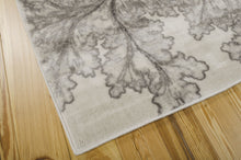 Load image into Gallery viewer, Nourison Utopia Ivory Area Rug UTP04 IV