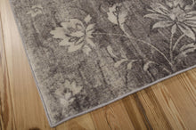 Load image into Gallery viewer, Nourison Utopia Ivory Slate Area Rug UTP10 IVSLT