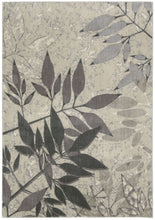 Load image into Gallery viewer, Nourison Utopia Silver Area Rug UTP11 SIL