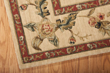 Load image into Gallery viewer, Nourison Vallencierre Beige Area Rug VA01 BGE