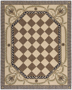 Nourison Vallencierre Multicolor Area Rug VA02 MTC