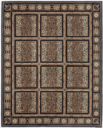 Nourison Vallencierre Multicolor Area Rug VA06 MTC