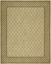 Load image into Gallery viewer, Nourison Vallencierre Light Green Area Rug VA26 LTG