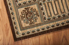 Load image into Gallery viewer, Nourison Vallencierre Brown Area Rug VA27 BRN