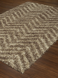 Dalyn Visions Taupe Vn21 Area Rug