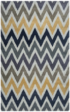 Load image into Gallery viewer, Rizzy Home Volare VO8170 Ivory Chevron Area Rug