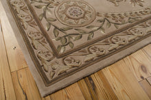 Load image into Gallery viewer, Nourison Versailles Palace Beige Area Rug VP07 BGE
