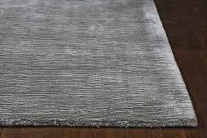 Kas Rugs Verdure 0201 Chrome Area Rug