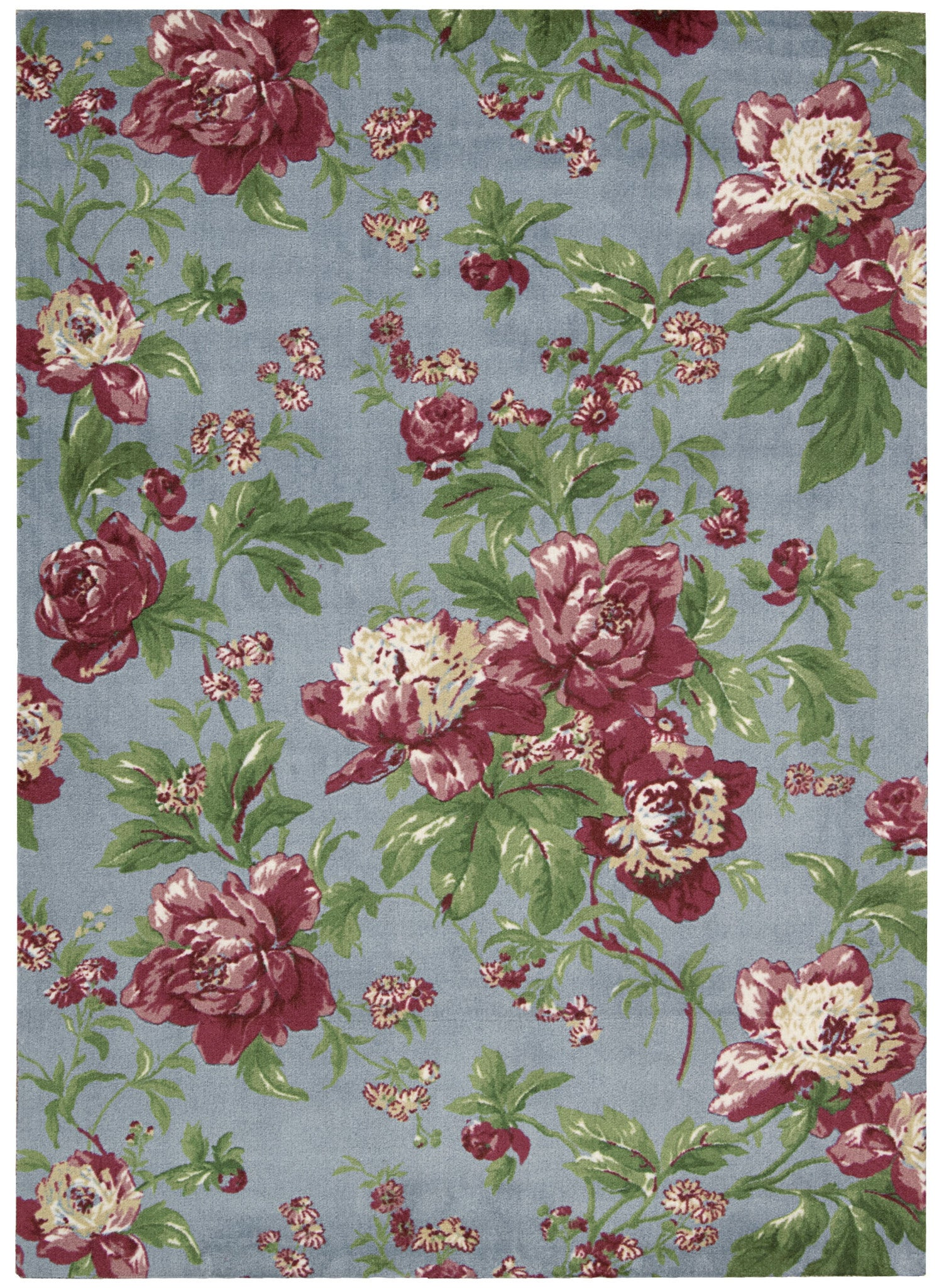 Waverly Artisanal Delight Forever Yours Spring Area Rug By