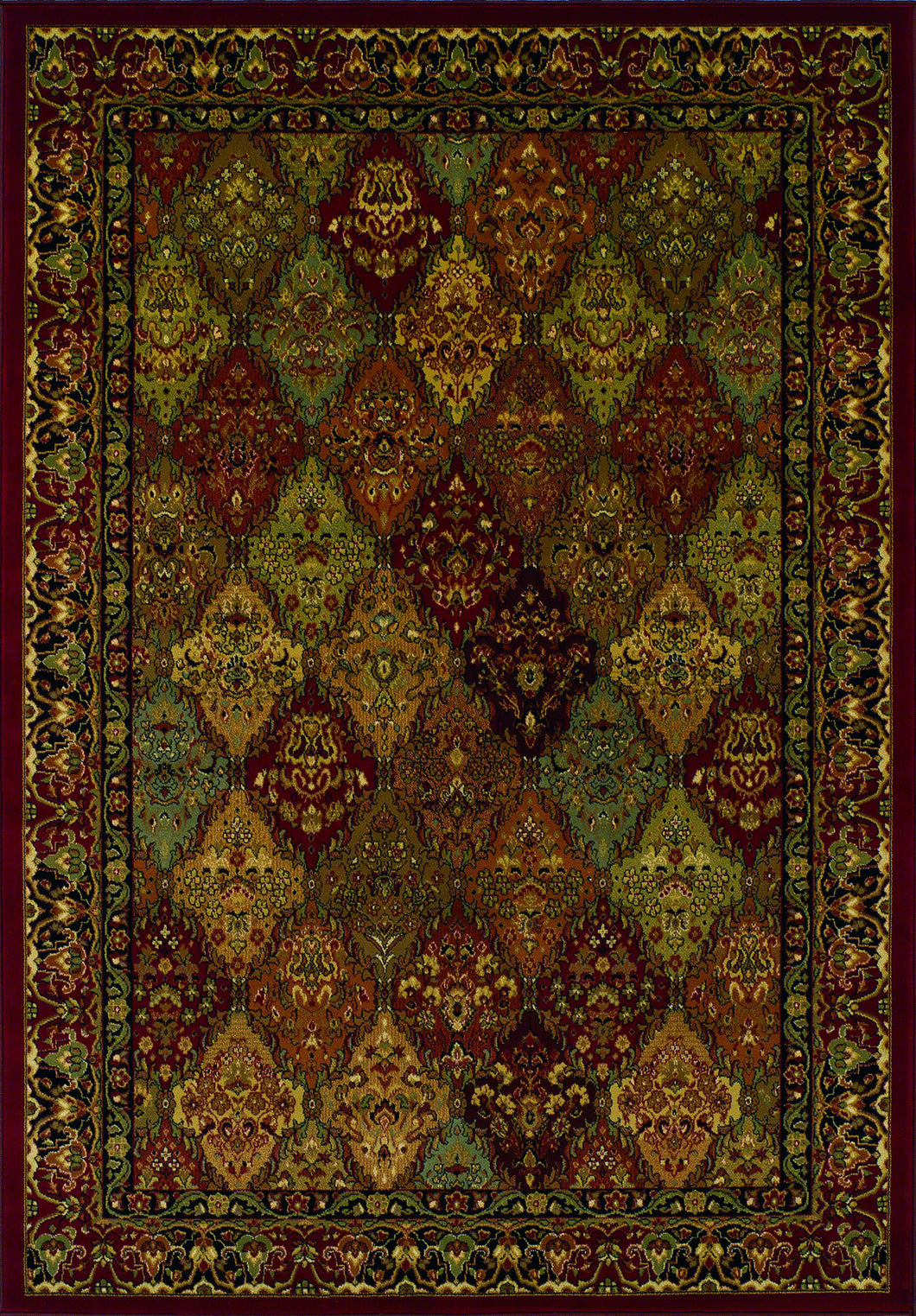 Dalyn Wembley Red Wb38 Area Rug