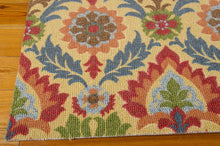 Load image into Gallery viewer, Waverly Global Awakening Santa Maria Spice Area Rug By Nourison WGA03 SPICE (Rectangle)