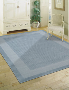 Nourison Westport Blue Area Rug WP30 BL