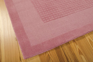 Nourison Westport Pink Area Rug WP30 PIN (Rectangle)