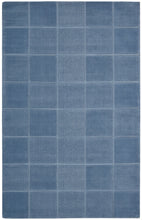 Load image into Gallery viewer, Nourison Westport Blue Area Rug WP31 BL
