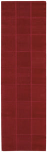 Nourison Westport Red Area Rug WP31 RED