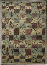 Load image into Gallery viewer, Nourison Expressions Brown Area Rug XP01 BRN