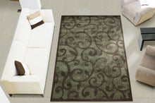 Load image into Gallery viewer, Nourison Expressions Brown Area Rug XP02 BRN
