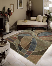 Load image into Gallery viewer, Nourison Expressions Multicolor Area Rug XP07 MTC