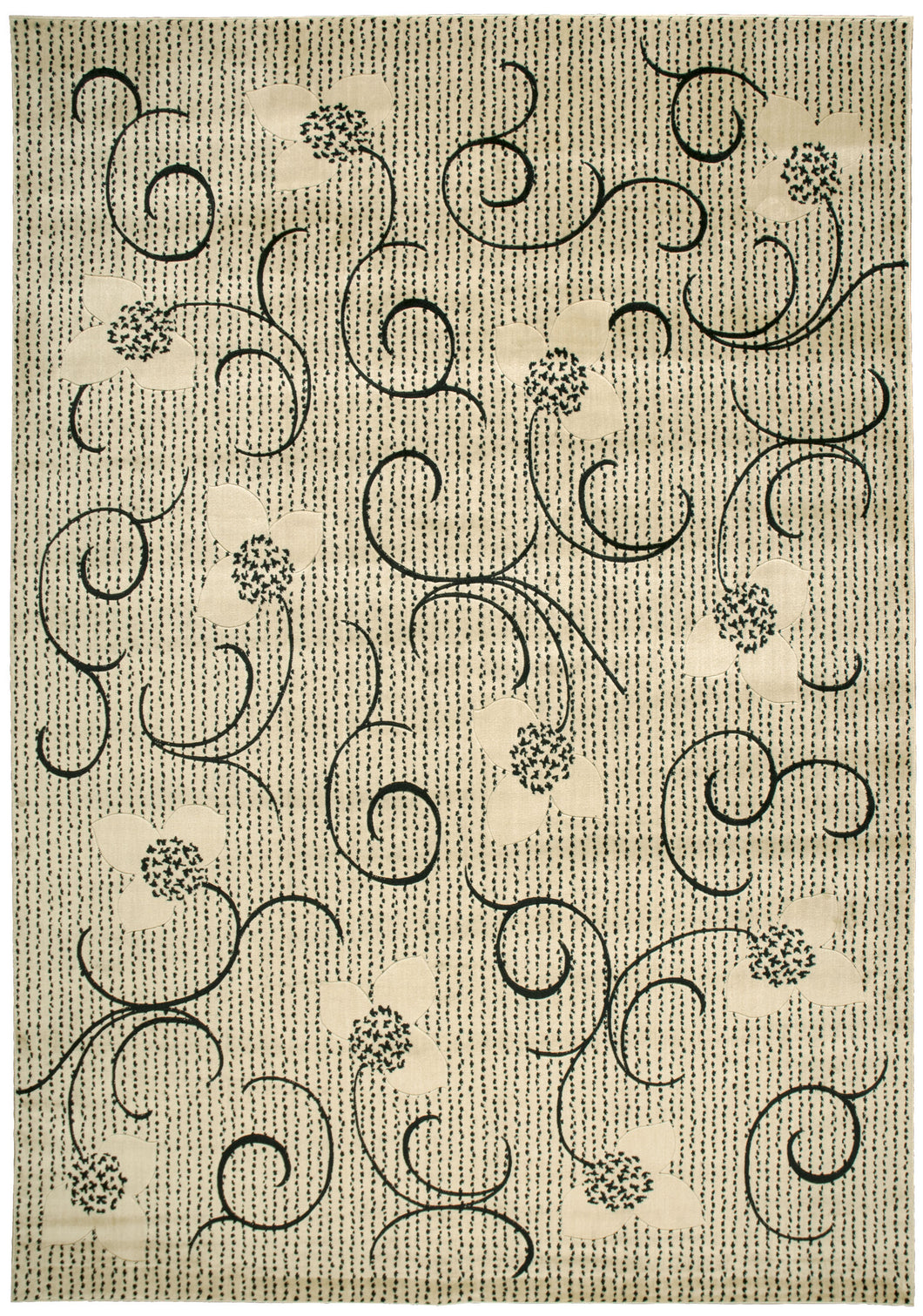 Nourison Expressions Ivory Area Rug XP09 IV