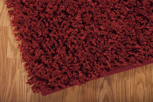 Load image into Gallery viewer, Nourison Zen Red Area Rug ZEN01 RED (Rectangle)