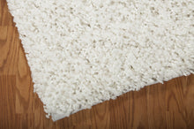 Load image into Gallery viewer, Nourison Zen White Area Rug ZEN01 WHT (Rectangle)
