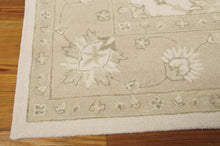 Load image into Gallery viewer, Nourison Zephyr Ivory Green Area Rug ZEP01 IVGRE