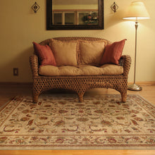 Load image into Gallery viewer, Oriental Weavers Allure 002A1 Beige/Red Oriental Area Rug