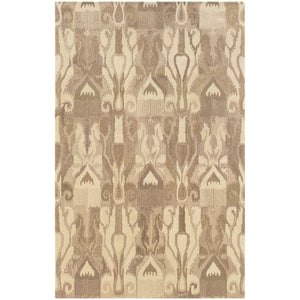 Oriental Weavers Anastasia 68005 Beige/Tan Abstract Area Rug