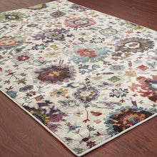 Load image into Gallery viewer, Oriental Weavers Andorra 7129A Stone/ Multi Oriental Area Rug