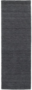 Oriental Weavers Aniston 27106 Navy Solid Area Rug