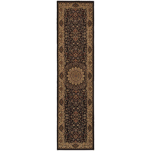Oriental Weavers Cambridge 195N2 Black/Ivory Oriental Area Rug