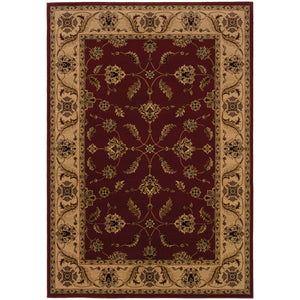 Oriental Weavers Cambridge 531R2 Red/Ivory Oriental Area Rug