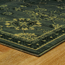 Load image into Gallery viewer, Oriental Weavers Foundry 4923E Grey/ Charcoal Oriental Area Rug