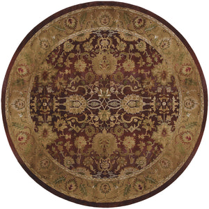 Oriental Weavers Generations 1732M Purple/Gold Oriental Area Rug