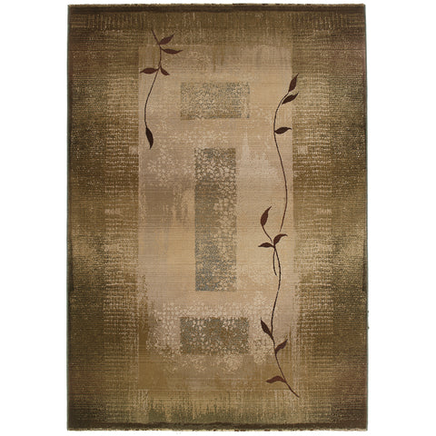 Nourison Ashton House Cocoa Area Rug AS03 COC (Rectangle)