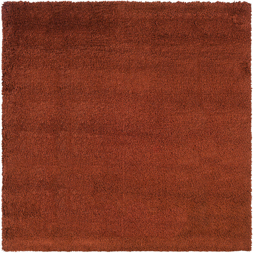 Oriental Weavers Loft Collection 520C4 Rust/Brown Tweed Area Rug