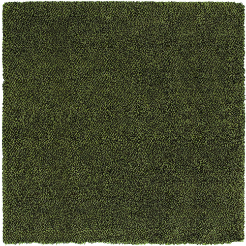 Oriental Weavers Loft Collection 520F4 Green/Brown Tweed Area Rug