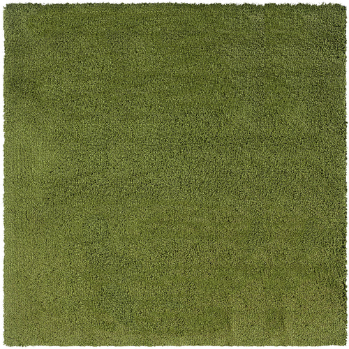 Oriental Weavers Loft Collection 520G4 Green Solid Area Rug