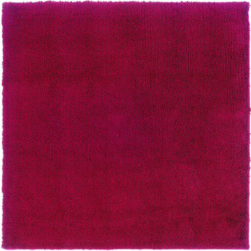 Oriental Weavers Loft Collection 520R4 Red Solid Area Rug